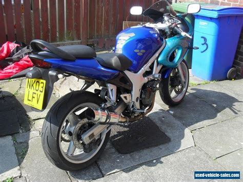Cheap Used Suzuki Motorcycles 2003 Suzuki Sv 650s K2 For Sale In The United Kingdom