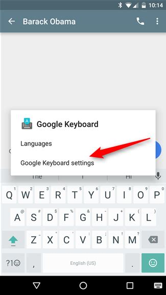 how to change keyboard theme on android how to change google keyboard s theme on android