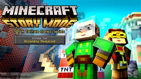 game mode for minecraft minecraft story mode episode 2 free download ocean of games