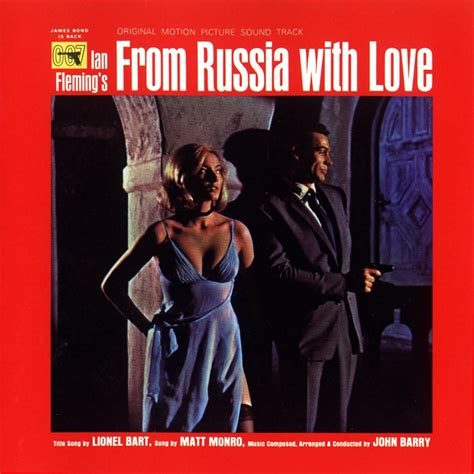james bond from russia with love frwlscore