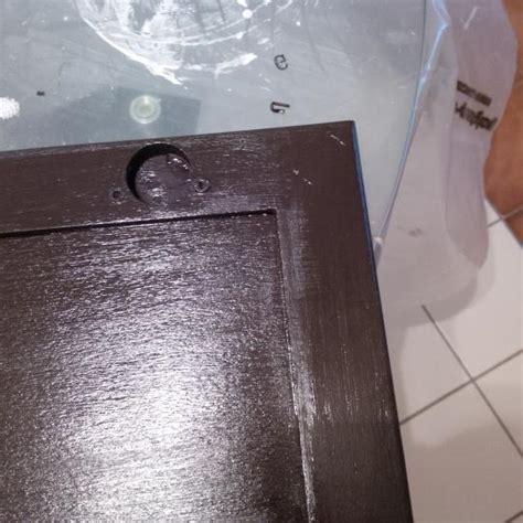 rustoleum cabinet transformation top coat streaks and