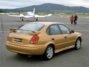 11 Toyota Corolla 1999 Toyota Corolla E11 Pictures Information And