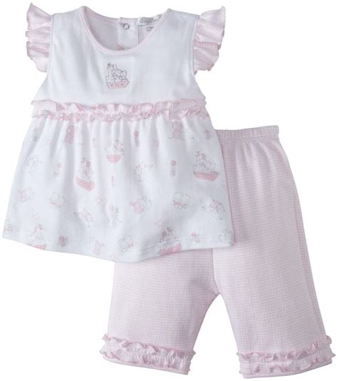 kissy kissy our ark pant set is a pretty pink