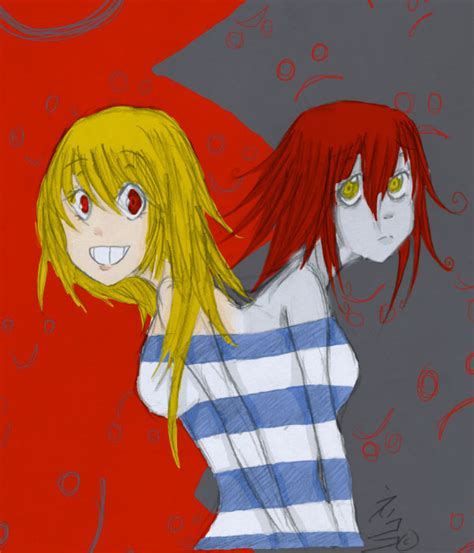 how do conjoined twins go to the bathroom conjoined by crab pinches on deviantart