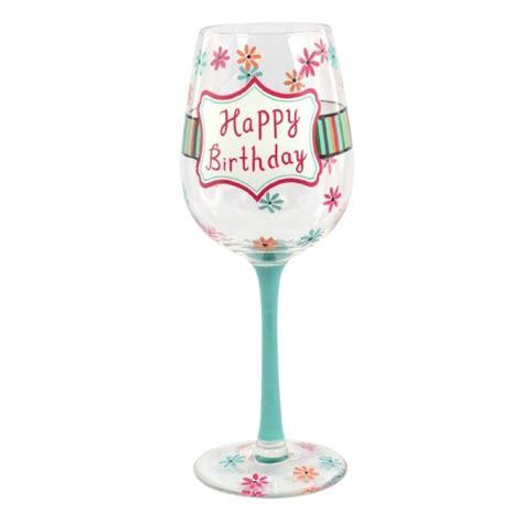wine glass birthday birthday wine glass funky hers