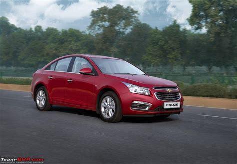chevrolet cruze facelift revealed autocar india chevrolet cruze gets a minor facelift more features for
