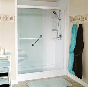 Spacious walk in showers bath fitter for the home pinterest