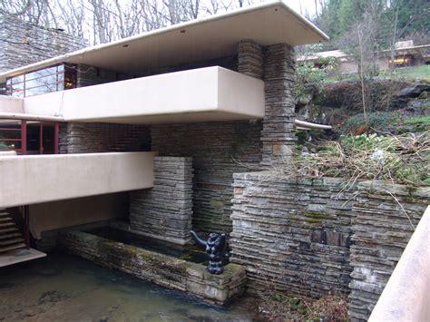 frank lloyd wright falling water interior pin fallingwater by frank lloyd wright architecture tours