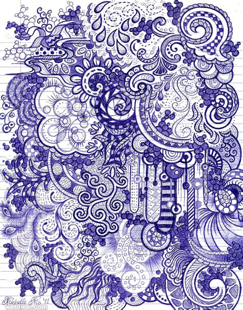 doodle article pen doodle 12 image