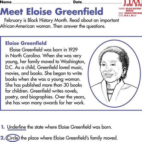 biography listening exercises 167 best black history month images on pinterest black