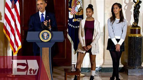 Imagenes Comicas De Obama | critican a las hijas de obama por su forma de vestir