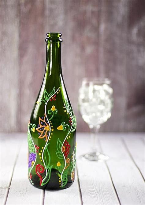 wine bottle craft projects 40 amazing wine bottle ideas which are practically useful