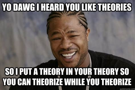 Meme Hypothesis - yo dawg i heard you like theories so i put a theory in