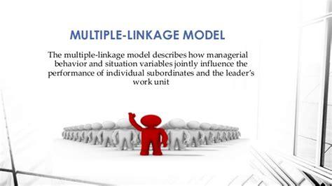 contingency theories  adaptive leadership