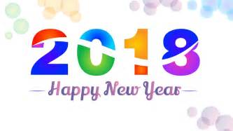 new year s colors new year 2018 images