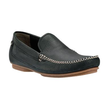 timberland earthkeepers loafers timberland earthkeepers driver leather loafers in black