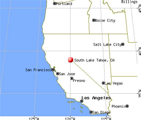 california map lake tahoe lake tahoe california map california map