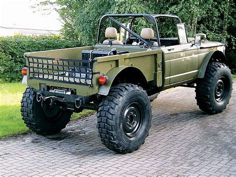 Jeep Dea Kaiser M715 I Am Not A 4wd But There Is One Of