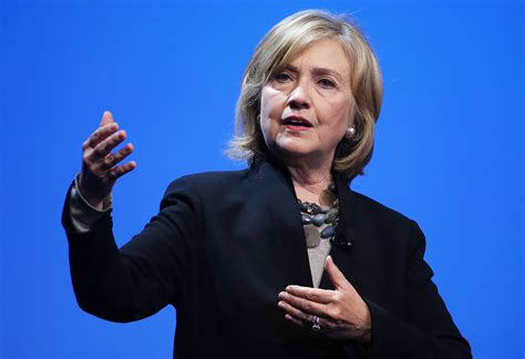 where does hillary clinton work hillary clinton working women are good for all economies