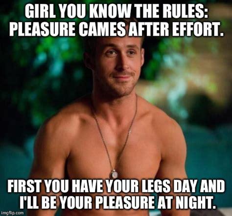 Girl Gym Memes - ryan gosling imgflip
