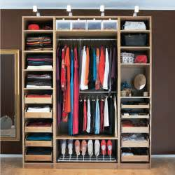 Wardrobe Storage Solutions Wardrobe Solutions For Small Spaces Home Garden