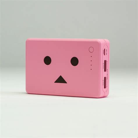 Robot Charger robot portable charger flowers series firebox 174