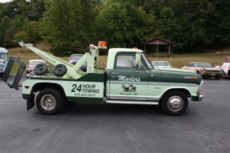 1972 ford f350 for sale 1972 ford f350 tow truck wrecker