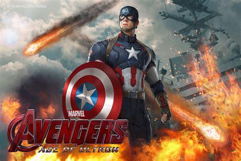 wallpaper captain america age of ultron avengers age of ultron captain america by