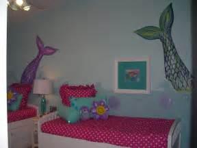 mermaid bedroom ideas girl s mermaid room design dazzle