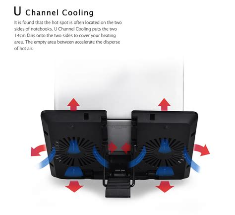 Cooling Pad Cool U Pal u pal deepcool up to 15 6