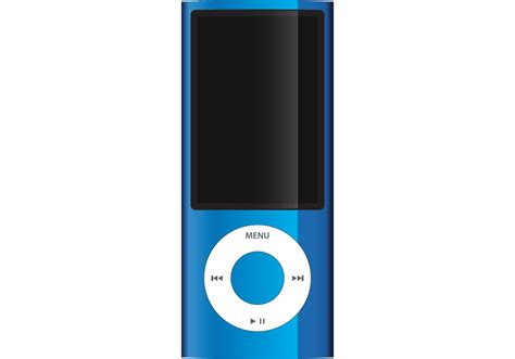 ipod nano    vector art stock graphics