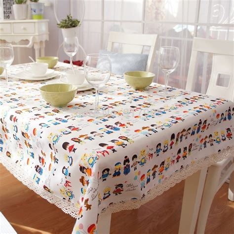 Lace Table Cloth 130180 Taplak Meja Shabby Chic modern design tablecloth images