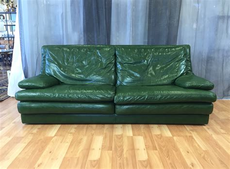 green leather sectional sofa green leather sectional sofa patchwork modular sofa in