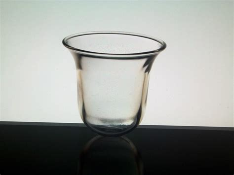 4 Candle Holder Glass Hanging Replacement Candle Holder 4 In X 4 In