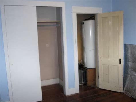 Water Heater Closet Door Water Heater Closet Ideas Home Design Ideas