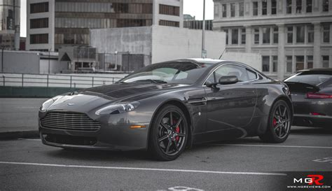 2007 Aston Martin Vantage by Review 2007 Aston Martin V8 Vantage M G Reviews
