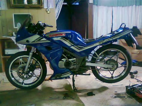 Motor Suzuki Panther Modifikasi Motor Yamaha 2016 Foto Motor Suzuki Panther
