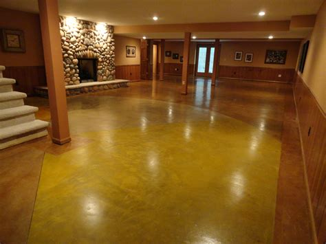 how to polish concrete floors by hand gurus floor