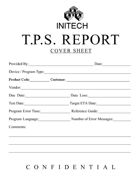 tps report template best tps report template pictures inspiration exle