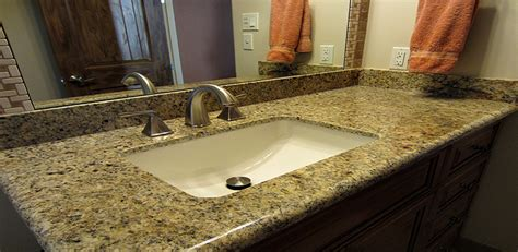 Solid Surface Countertops Cost Comparison by Rembrandt Countertops Baths Granite Countertops
