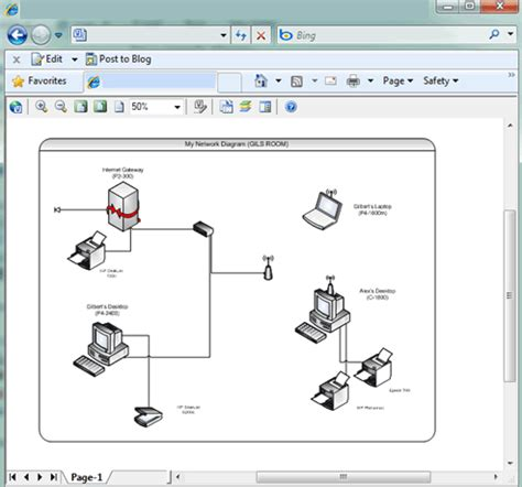 how to use ms visio 2010 vsd file