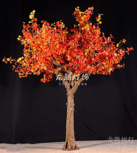 lighted outdoor trees led outdoor maple leaf lighted trees buy lighted trees