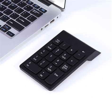 Keyboard Numeric Wireless wireless bluetooth numeric keypad 18 number pad keyboard for tablet mac pc ebay