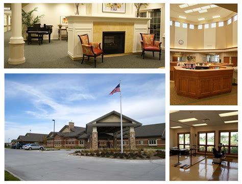 waterford assisted living lincoln ne architectural design associates portfolio continuing