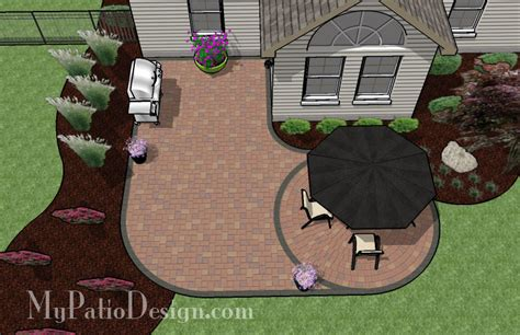pre priced patio designs dayton schneider s landscaping