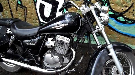 Suzuki Marauder Exhaust Suzuki Marauder Gz 125 Ccm Exhaust