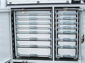 drawers accessories truck utilities