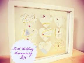 Handmade Gift For Husband - wedding anniversary gifts wedding anniversary gifts