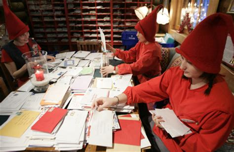 Santa Post Office Hours by Post Office Answers Letters To Santa
