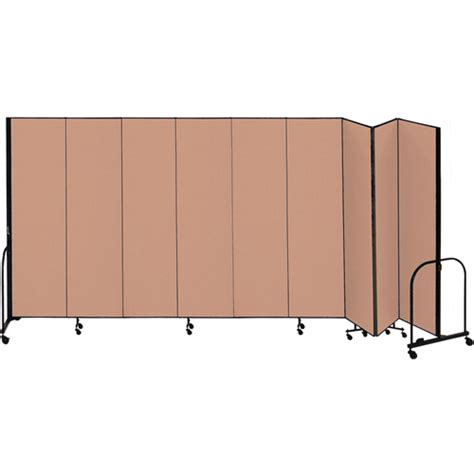 freestanding room dividers fsl809 po school room divider freestanding portable 8 h x